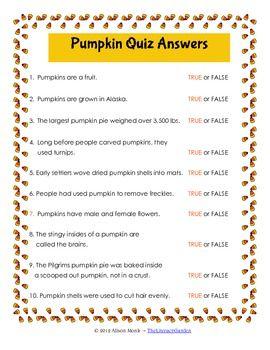 43++ Autumn trivia and answers ideas