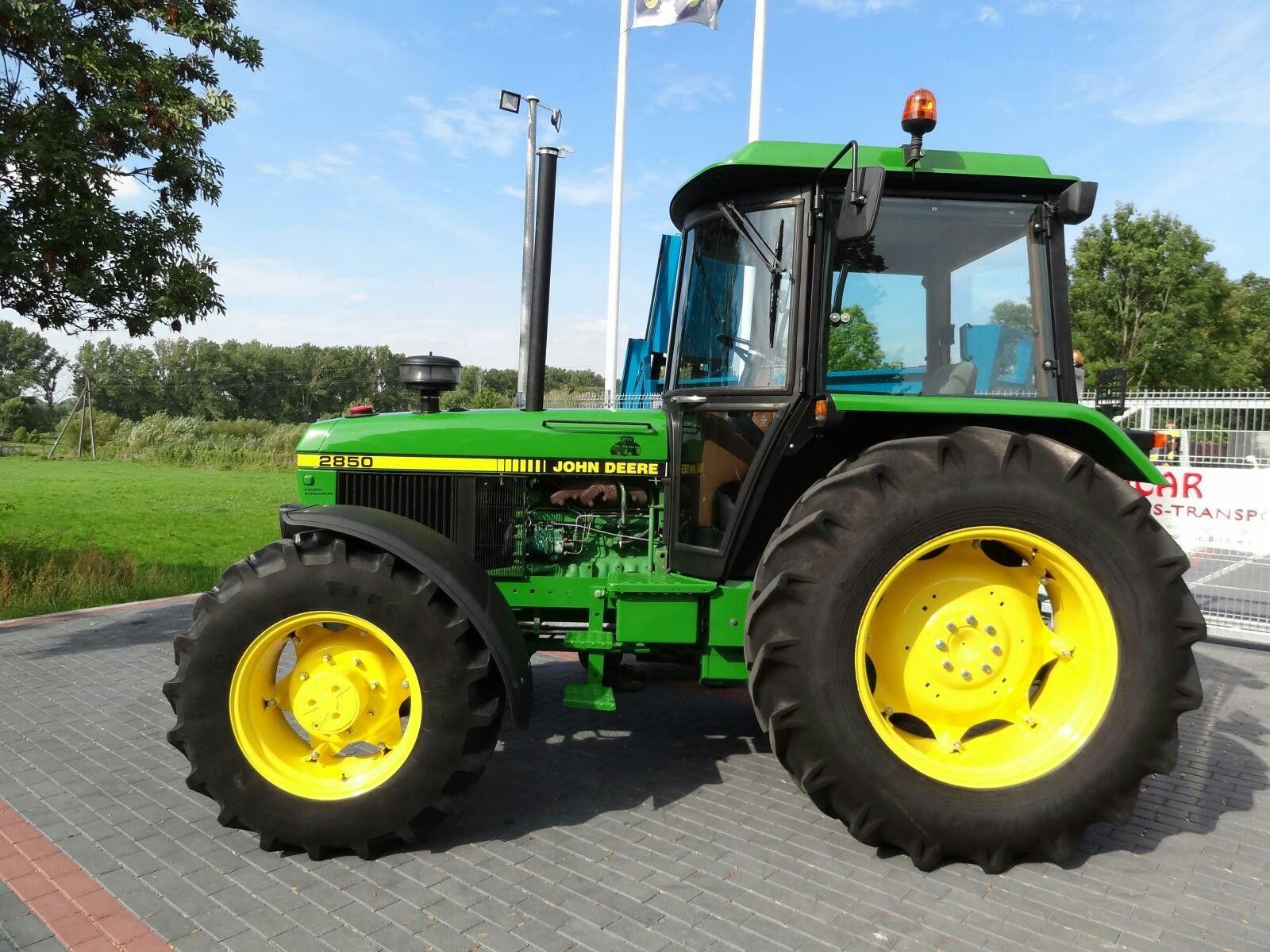 John Deere 2850 2 Pinterest Tractors 8410 Wiring Diagram