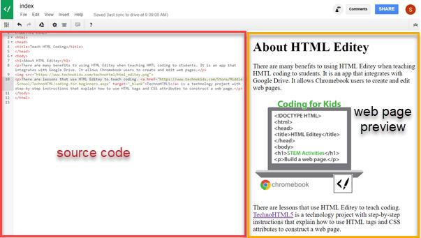 Teach HTML Coding using Chromebooks Coding, Technology
