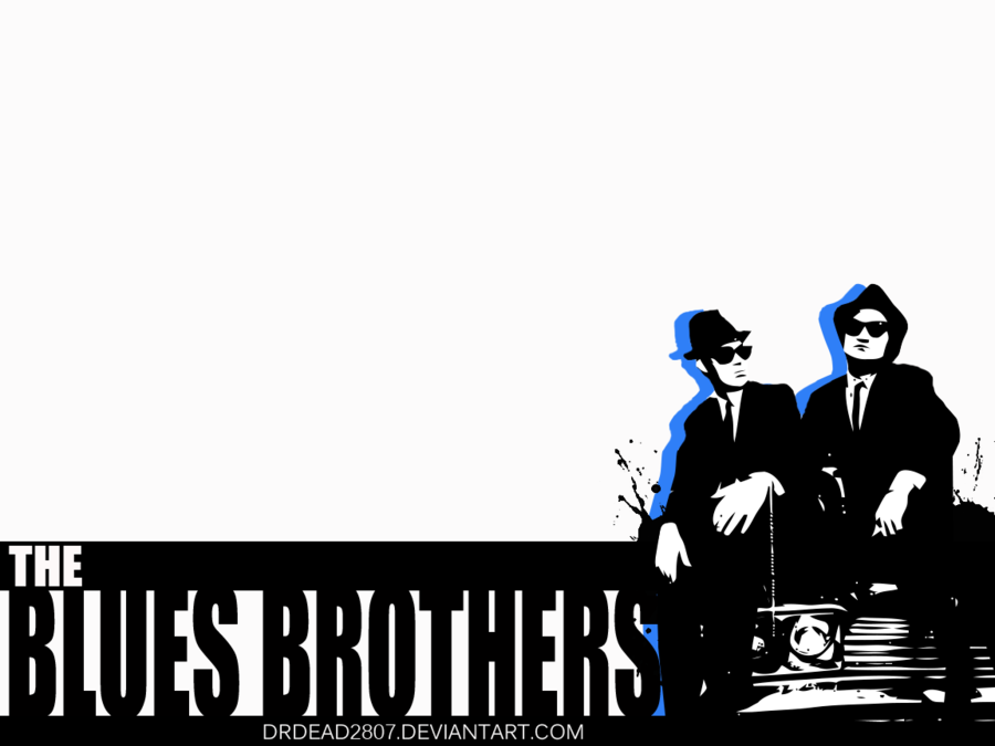 The Blues Brothers By DrDead2807