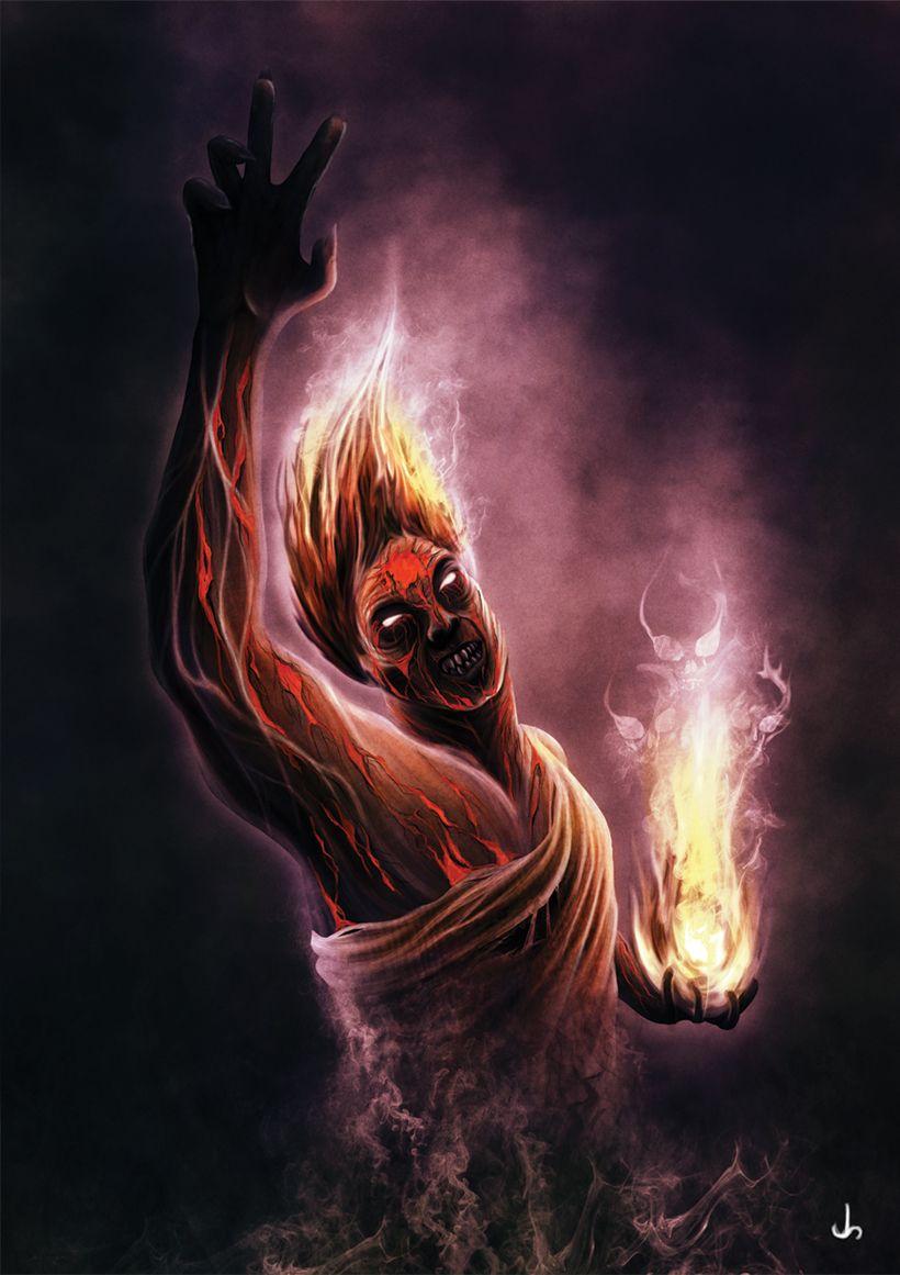 Hades By Joshsummanaiantart On Deviantart Beautiful