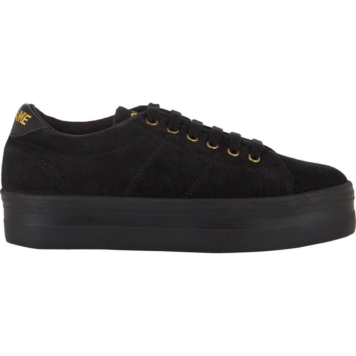 No Name Plato Platform Sneakers at Barneys.com