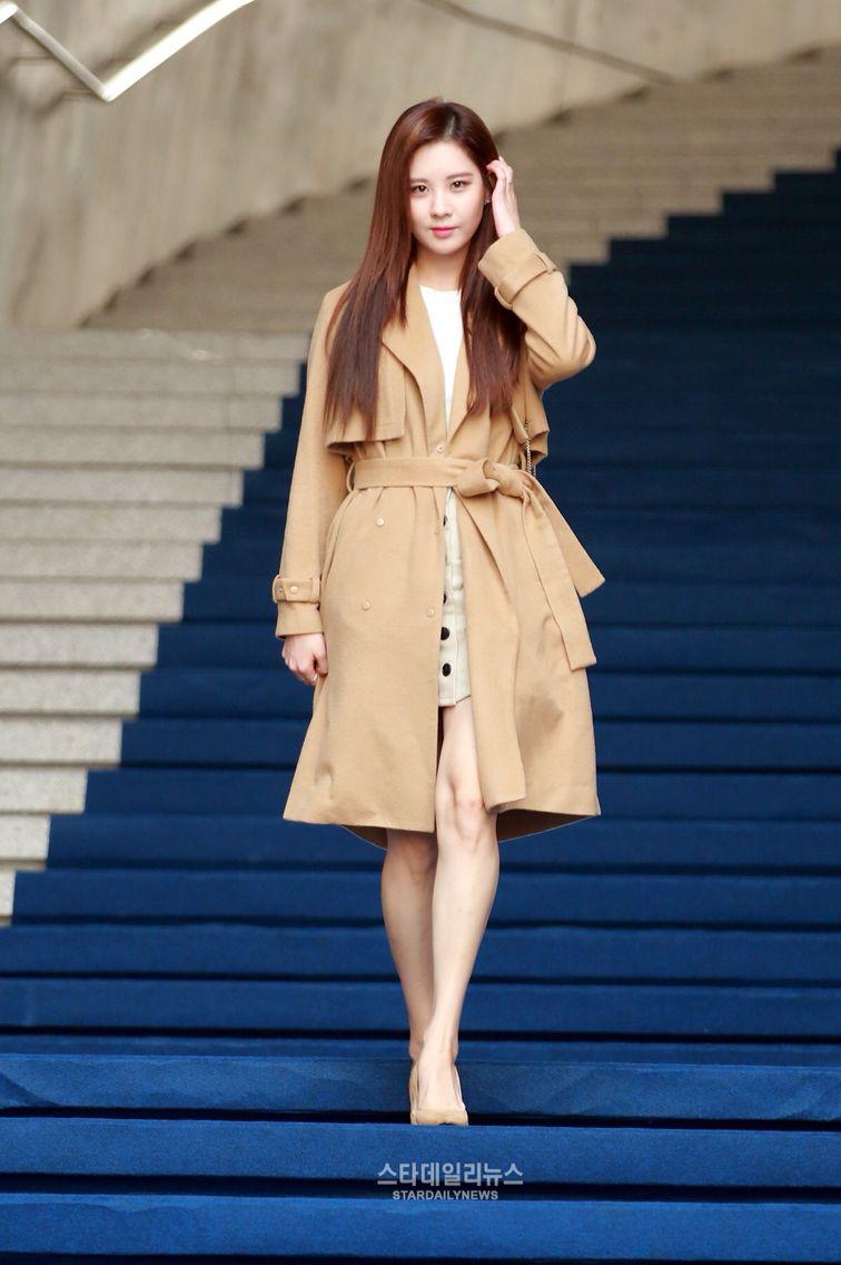 Snsd seohyun fashion week style | Snsd airport fashion ...