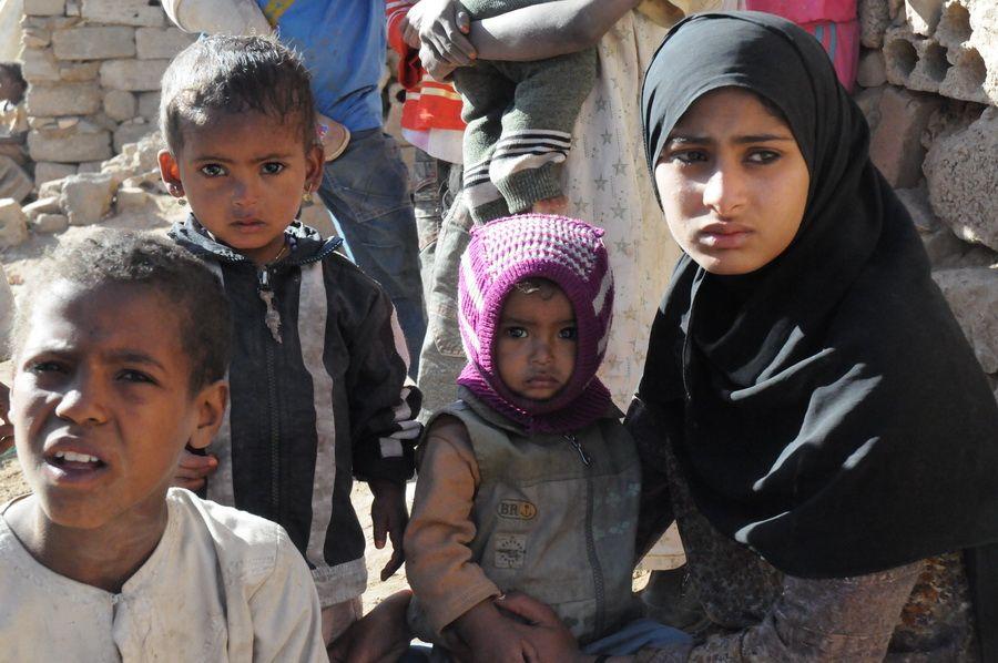 Mujeres en Yemen, a la espera de cambios. Mikel Ayestaran