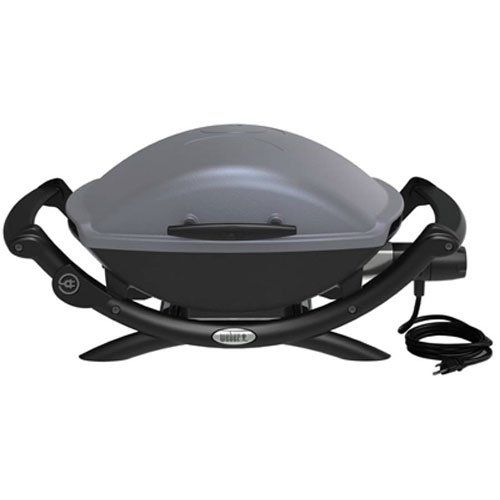 Weber 55020001 Q 2400 Electric Grill Outdoor Electric Grill Electric Grill Electric Bbq