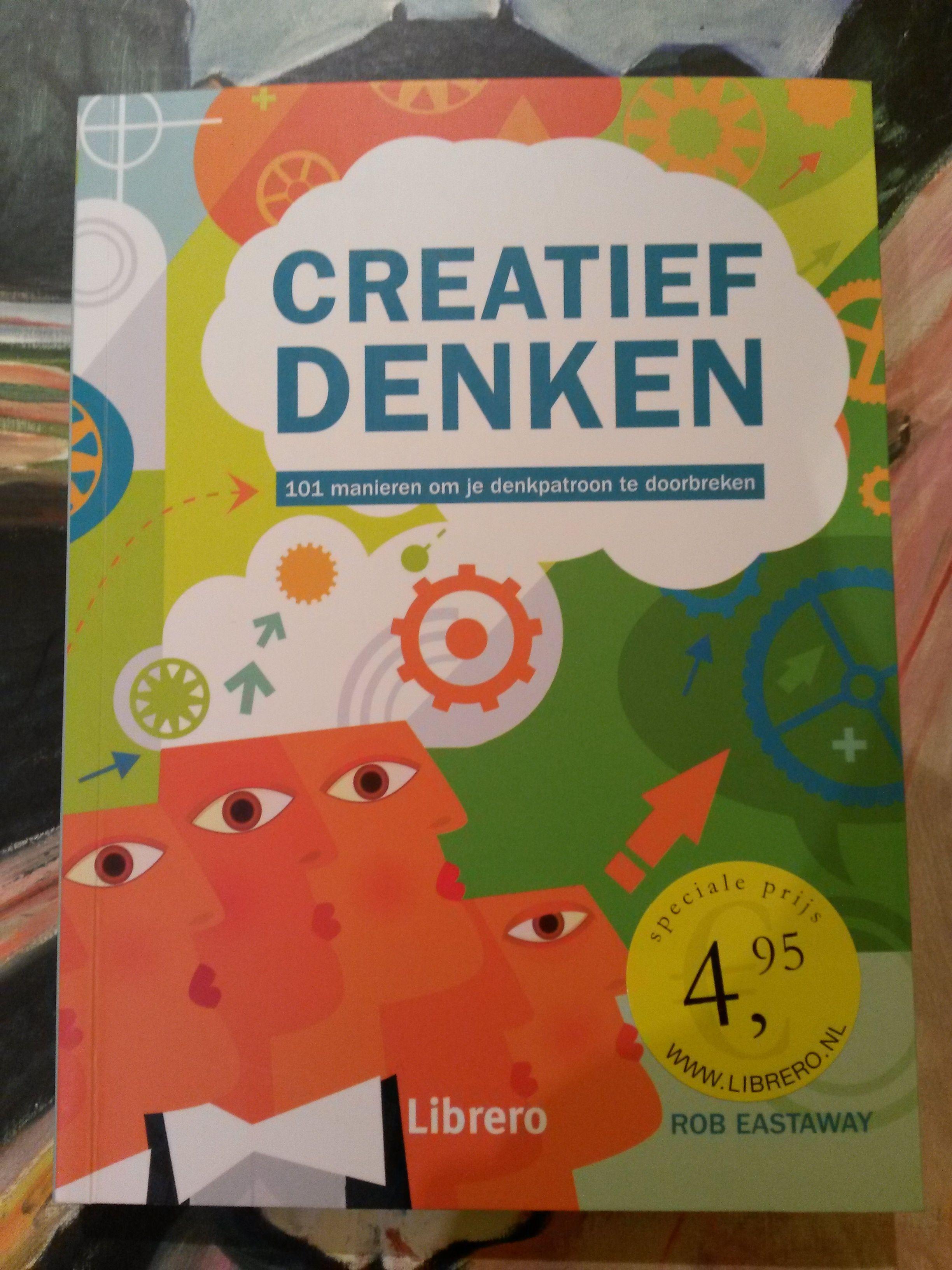 Creatief denken boekje