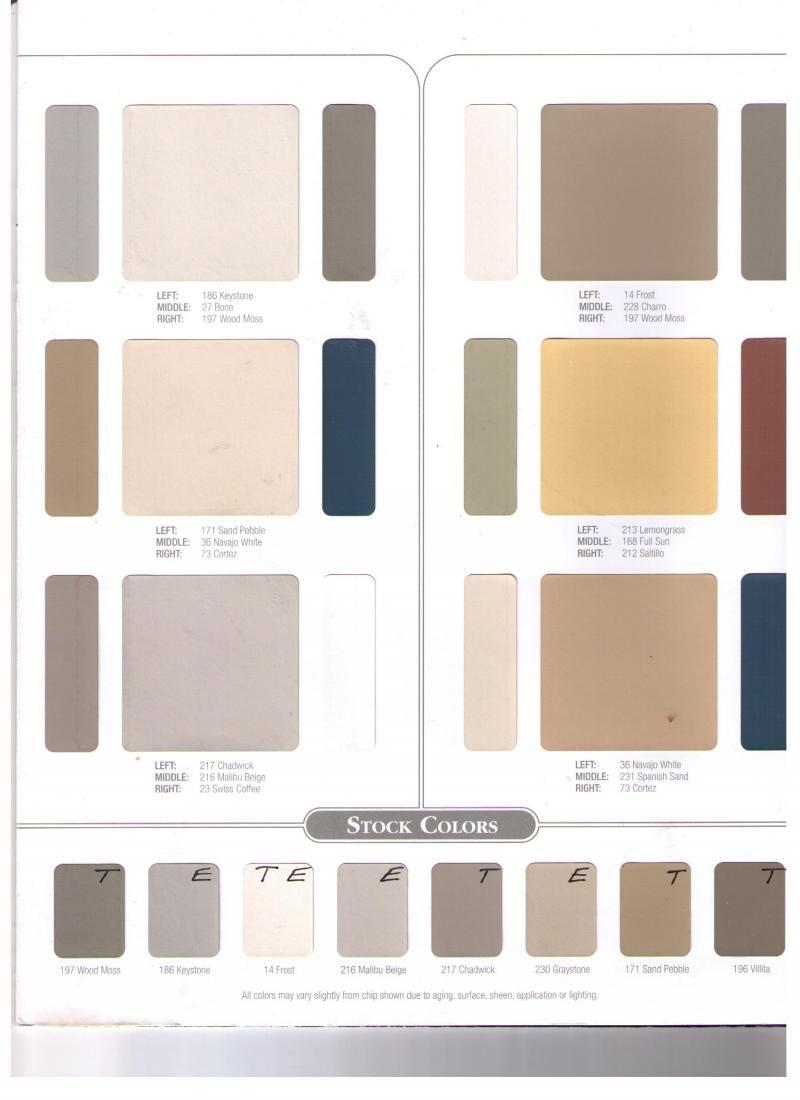 Exterior House Paint Color Palettes | Exterior House Paint Color ...