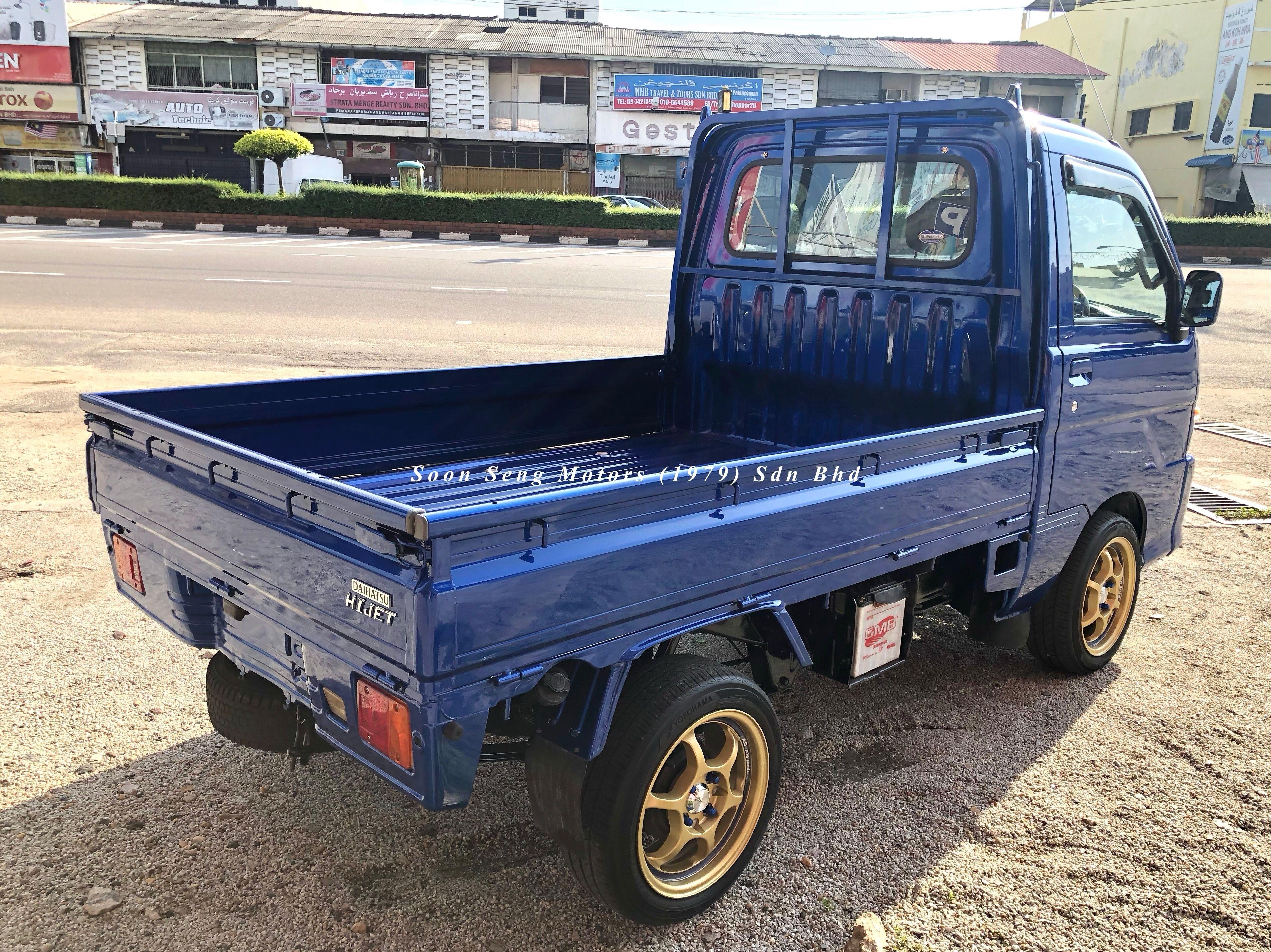 Hijet S200p Modification Daihatsu Compact Trucks Fuel Injection