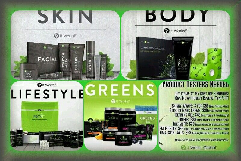 Do my It Works posts catch your attention?  I would love more product reviews! Message me at 248-962-3930 or go online to become a Loyal Customer today.  jenny815wraps.myitworks.com