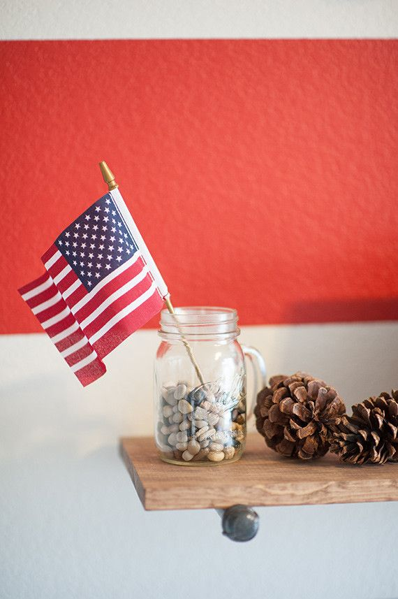 patriotic nursery decor