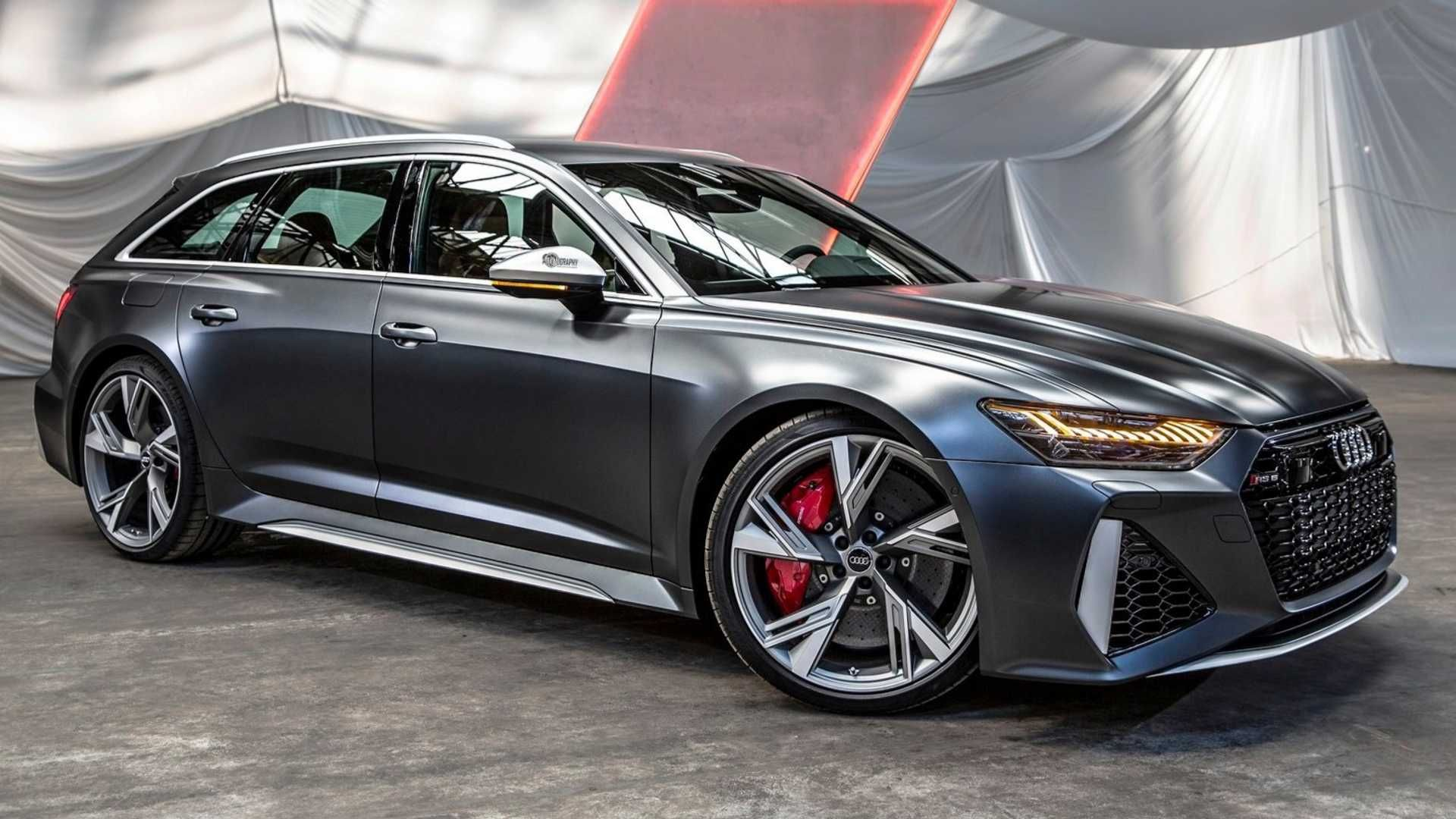 2020 Audi Rs6 Avant Video Illustrates Our Love For Super Wagons Audi Rs6 Audi Wagon Audi Rs6 Wagon