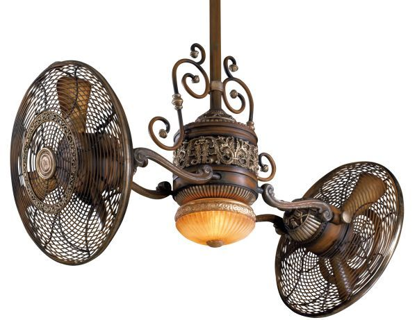 15 Unusual Ceiling Fan Designs That Will Blow Your Mind Designbuzz Antique Ceiling Fans Steampunk Furniture Victorian Ceiling Fans Vintage looking ceiling fans