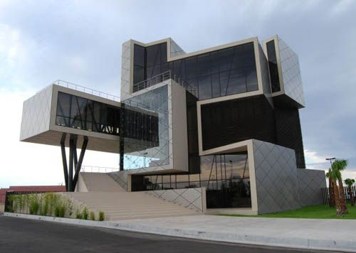 Architect Building Design this modern and unique building architecture called darcons