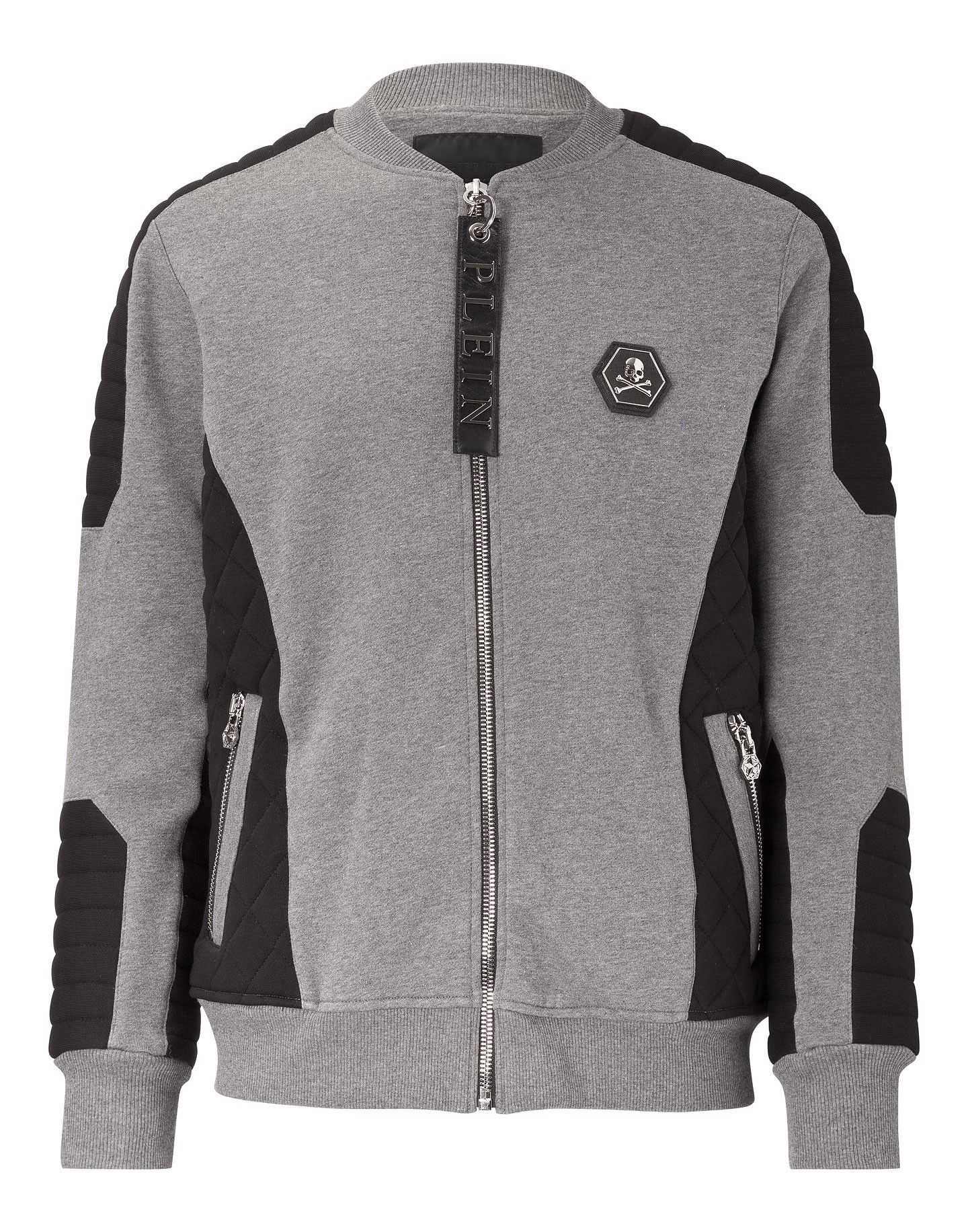 PHILIPP PLEIN SWEAT JACKET