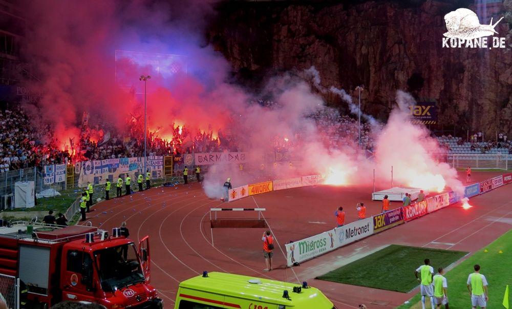 27.07.2014 HNK Rijeka HNK Hajduk Split http//www.kopane