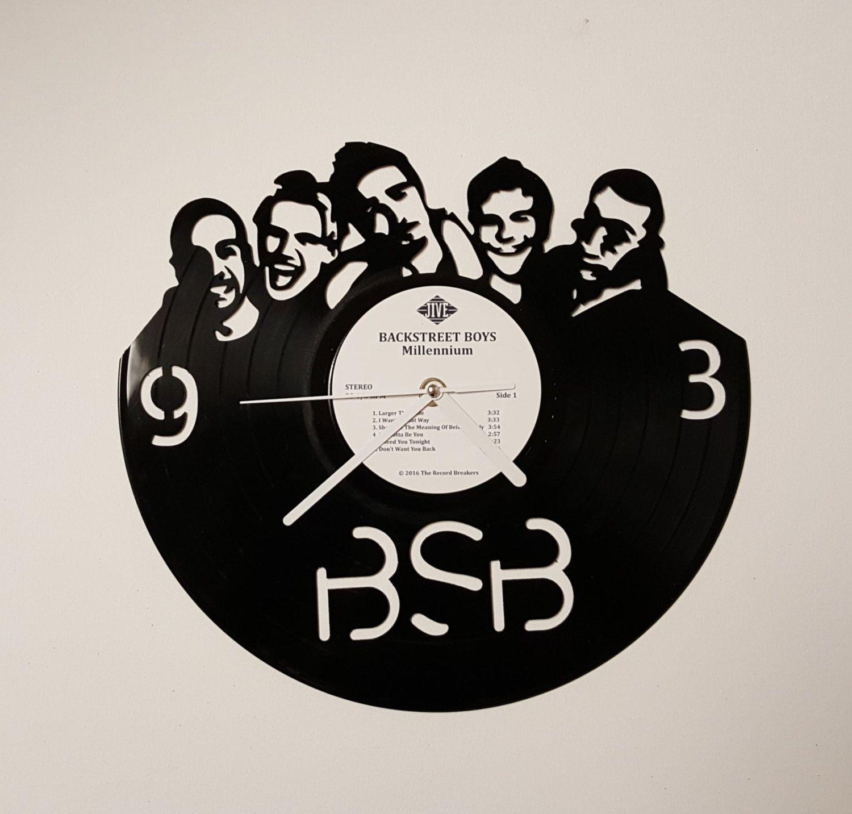 Backstreet boys clock wall clock vinyl record clock vinyl clock backstreet boys clock wall clock vinyl record clock vinyl clock clock amipublicfo Images