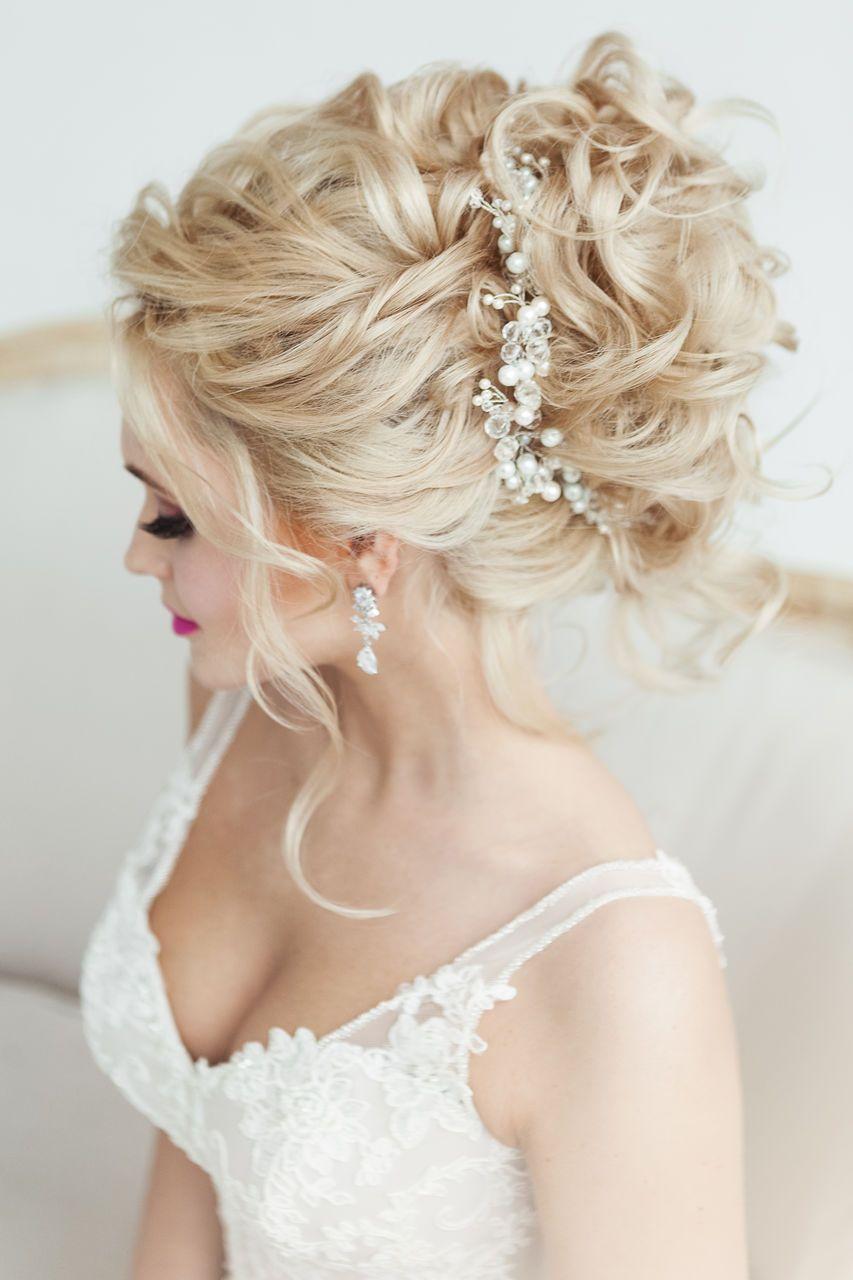 20 Gorgeous Wedding Hairstyles | Weddings, Hair style and Wedding