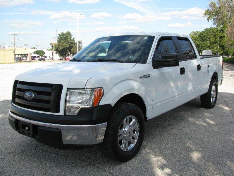 """2011 Ford F150 2WD SuperCrew 145"""" XL DALLAS AUTO IMPORT"""