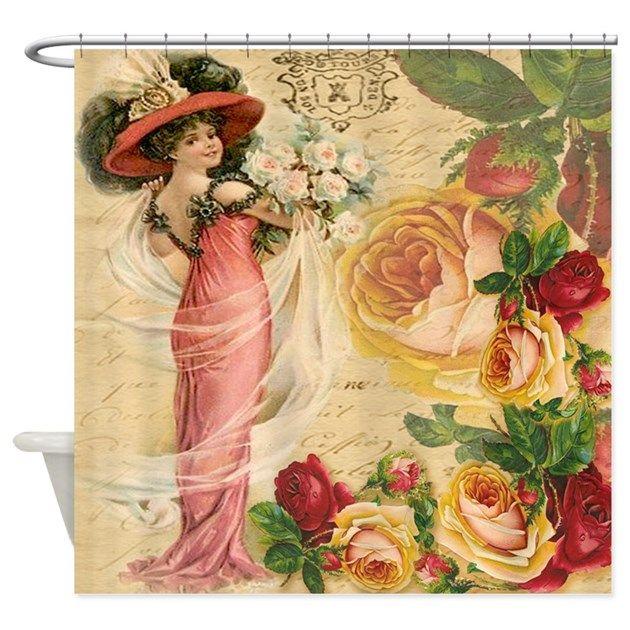 Buy CafePress - Mermaid Cave Shower Curtain - Decorative