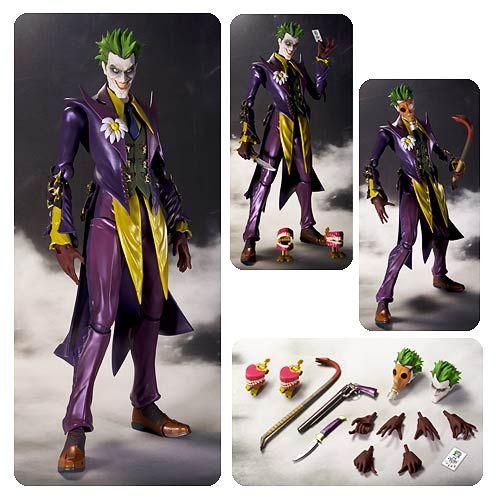 Clown Joker Dark Knight Batman Justice League PVC Action Toys 15cm Movable