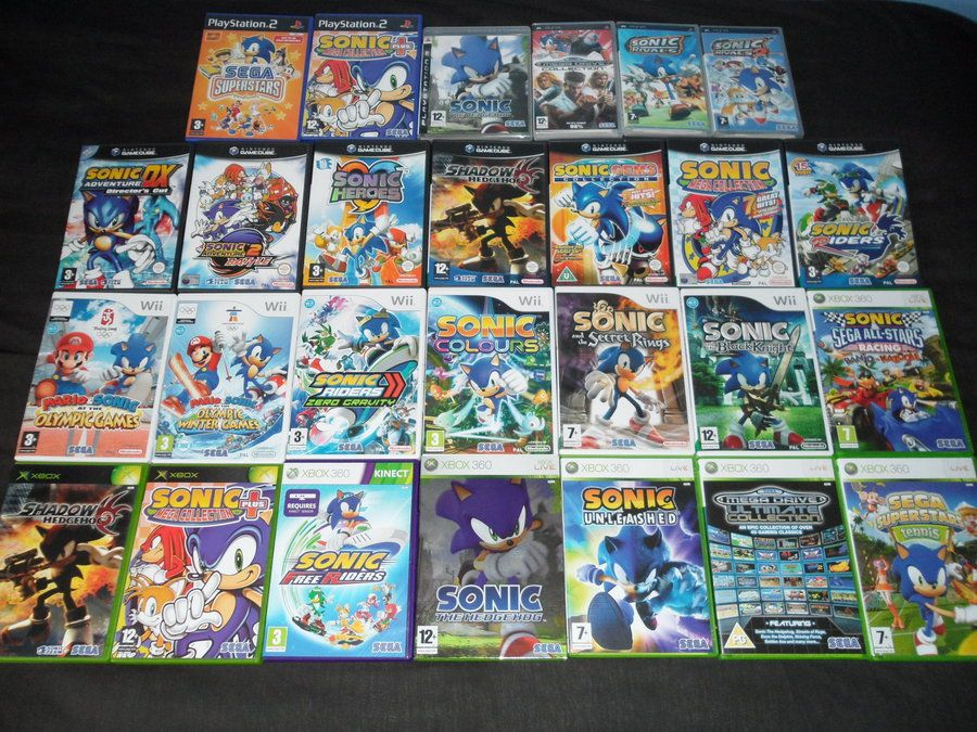 My Modern Sonic Games By Ultimatefrieza D47s9i0 Jpg 900 675 Sonic Hedgehog Game Game Character