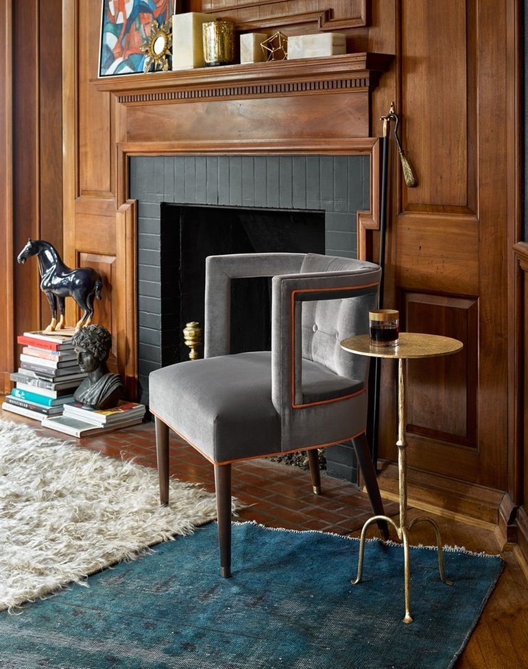Elegant Buy Eliza Chair By Mr Brown London   Made To Order Designer Furniture From  Dering Hallu0027s Collection Of Mid Century / Modern Contemporary Transitional  ...