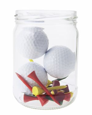 Short inspirational stories: A teacher's life lessons using a jar and some golf balls