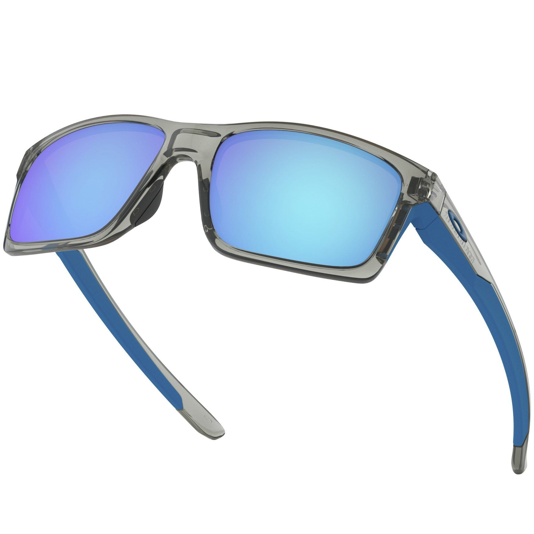 Oakley Mainlink Sunglasses Grey Ink Sapphire Iridium