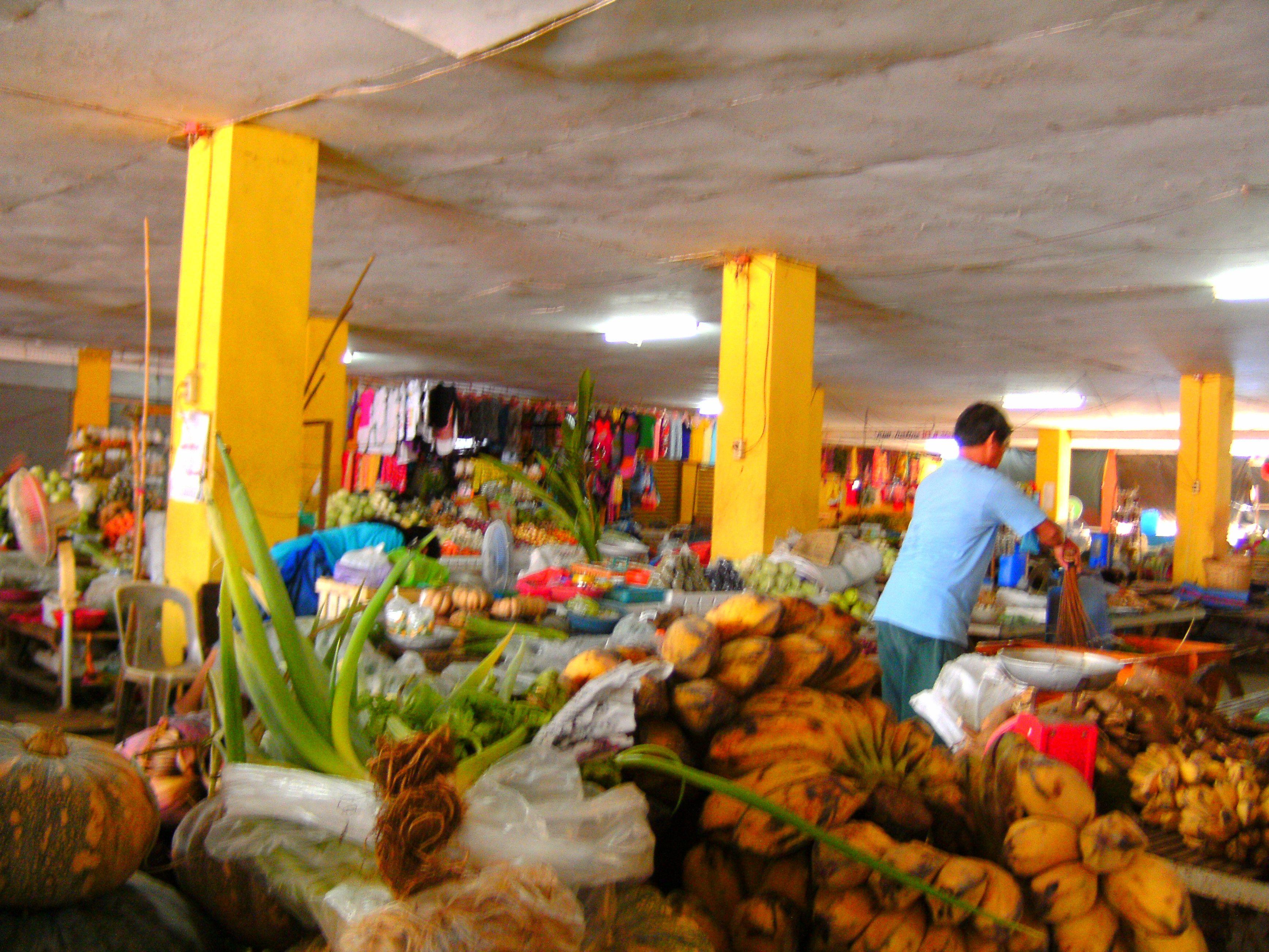 Small Market in Pangasinan