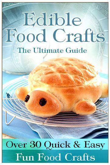 This edible food crafts e-book is FREE on March 29-30
