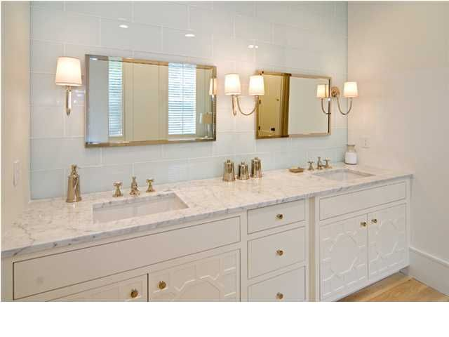 kitchens and interiors the glass subway tile backsplash sconces and marble 13891