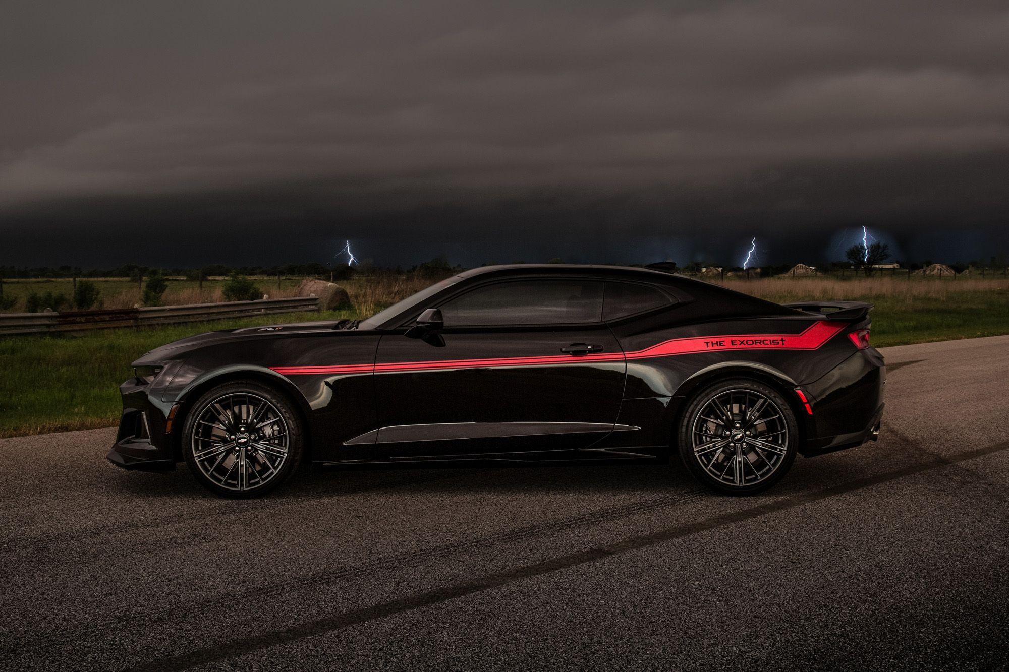 The Exorcist 1000 Horsepower 2017 Chevrolet Camaro Zl1 By