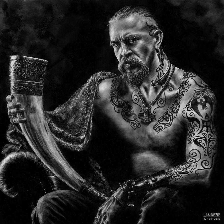 схемы картинки викинг в рунах это только