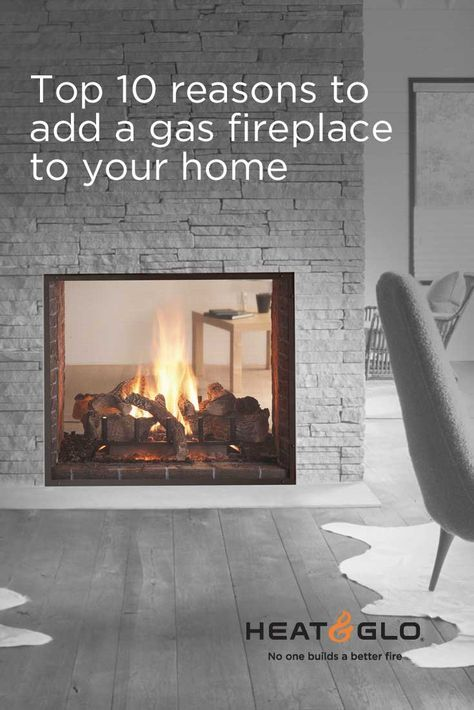 Adding A Fireplace Truly Makes Your House Home Interiordesign