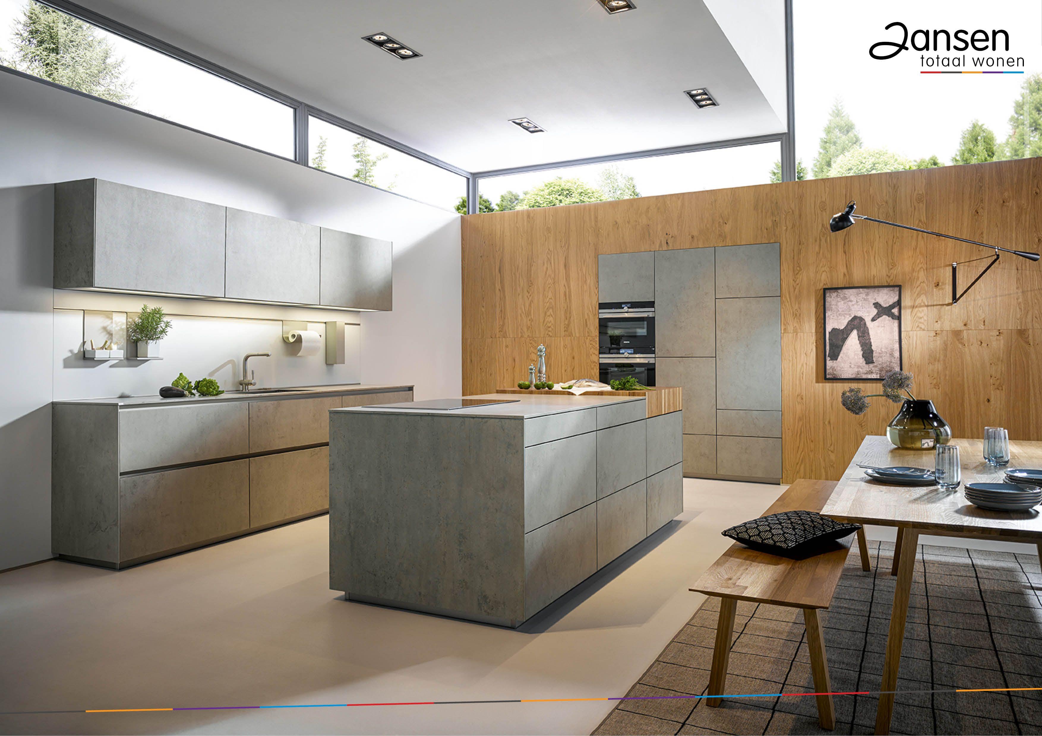NX950 Keuken | Next125 | Bij Jansen | Keukens bij Jansen | Pinterest