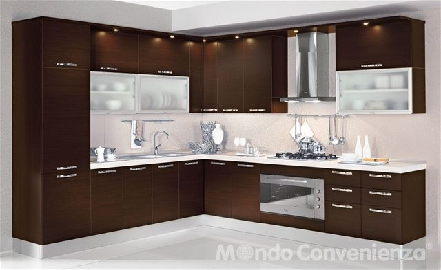 Stella Cucine Moderno Mondo Convenienza Cozinha