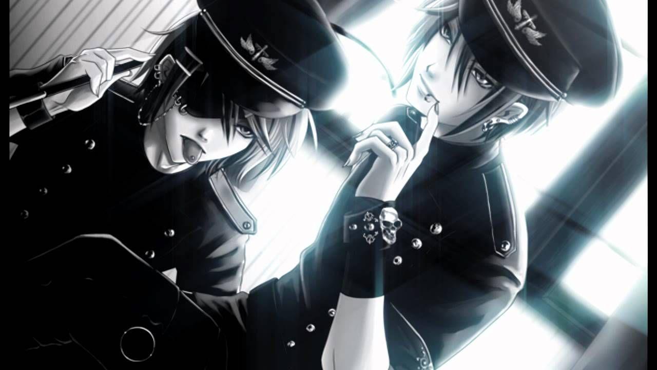 Rinto Kagamine and Mikuo Hatsune<3