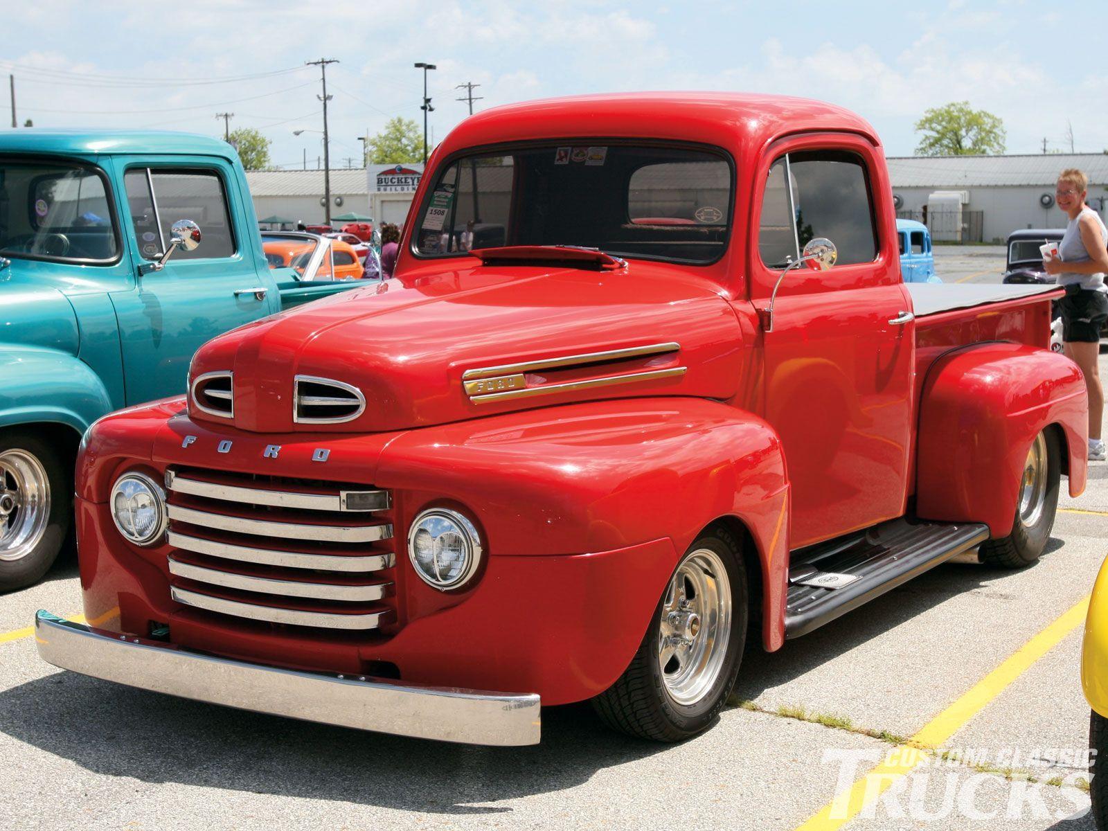 1948 antique trucksvintage
