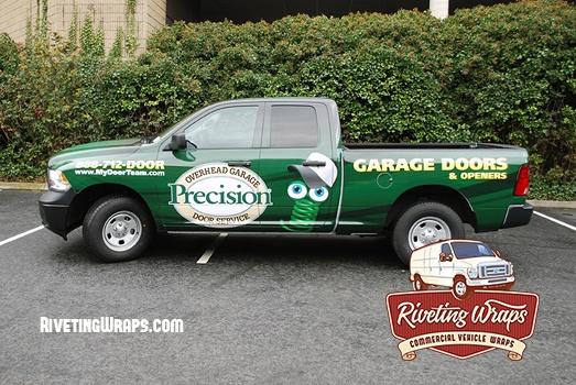 Franchise Dodge Ram Fleet Wraps Create Expert Image Seattle Wa