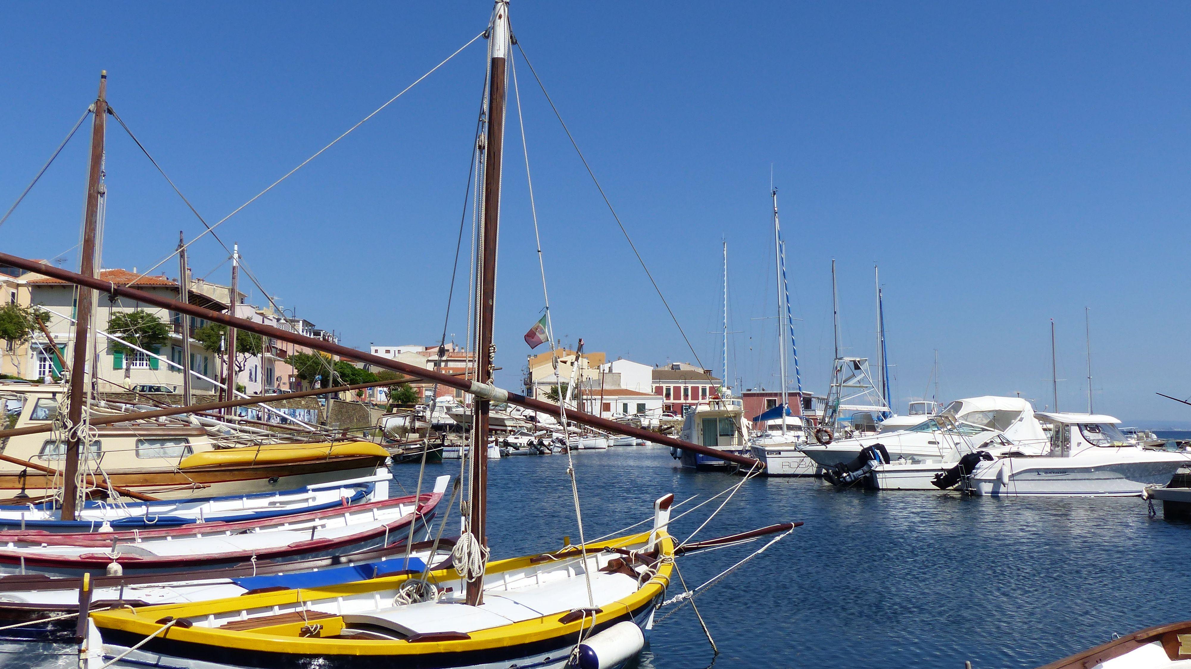 Alter Hafen in #Stintino #Sardinien, (c) Vivamundo Reisen