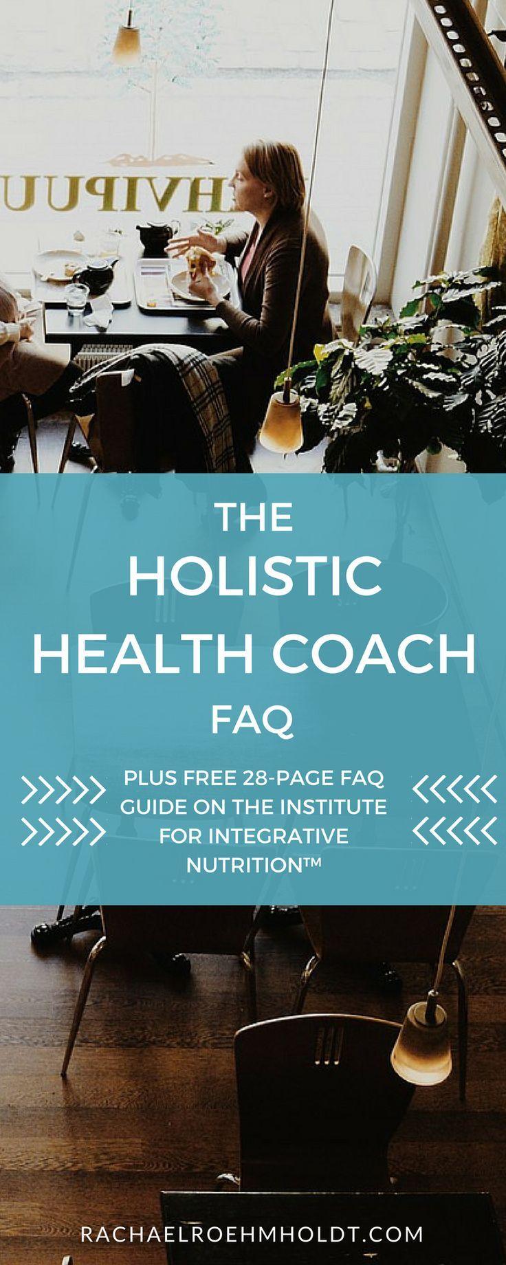 The Ultimate Holistic Health Coach Guide Holistic health