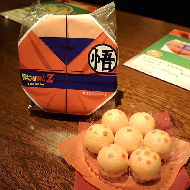 Eat Your Way Around The World Of Dragon Ball During Manga Meshi Event
