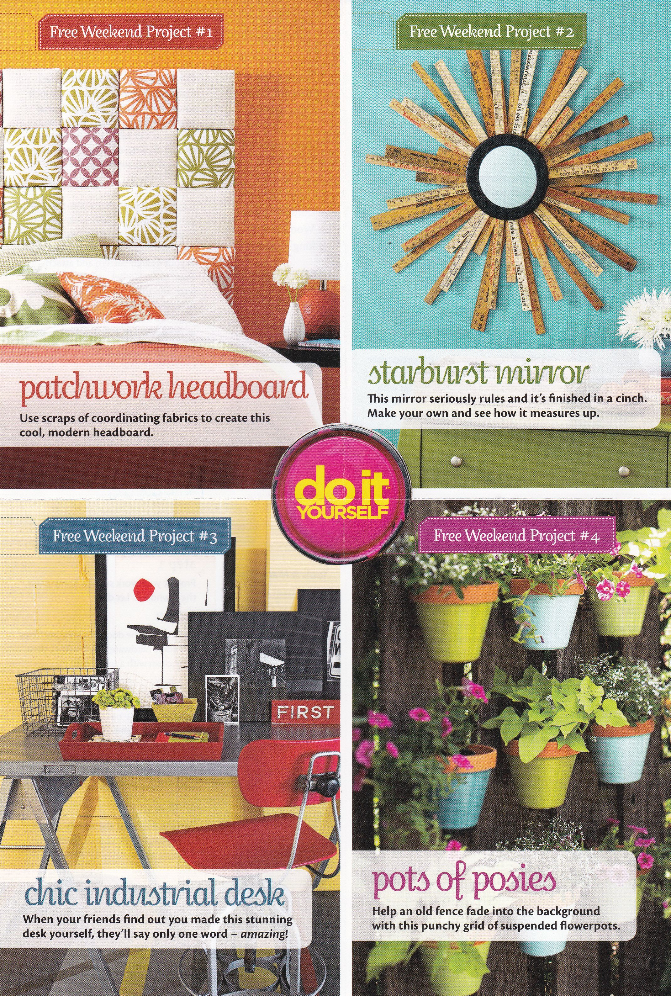 Diy weekend projects 1 2 3 4 diy projects to try pinterest diy weekend projects 1 2 3 4 solutioingenieria Gallery