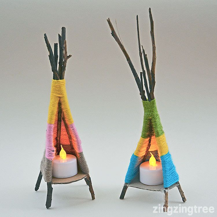 Gallery Yarn Craft Teepee is free HD wallpaper.