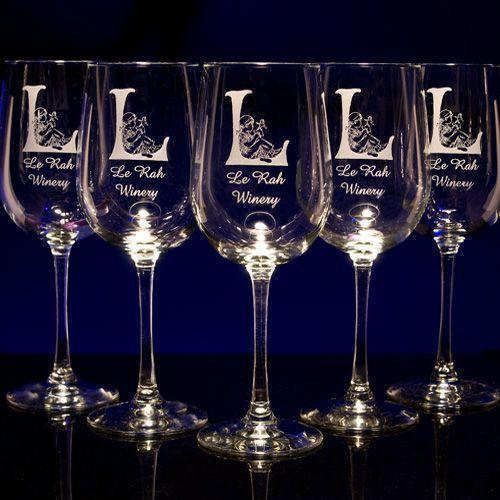 Bulk Tall Wine Glasses Engraved Wine Glasses Custom Wine Glasses Custom Glassware