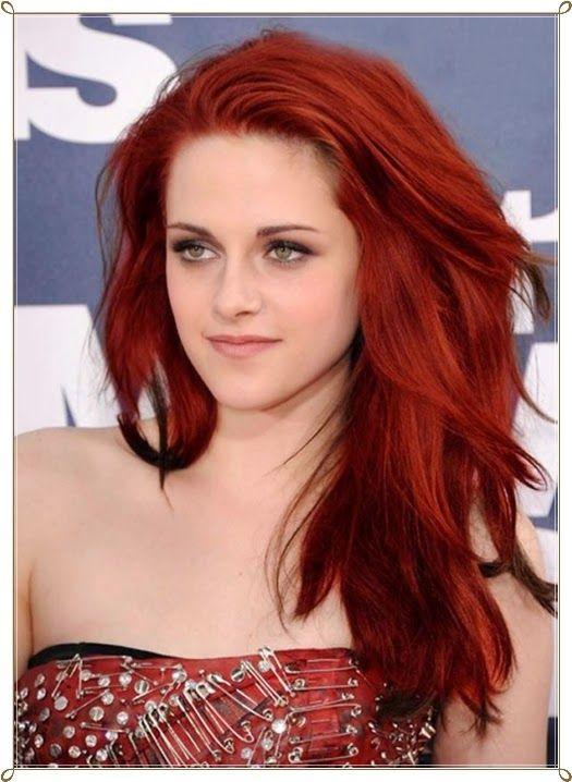 Glamouröse Rote Haare Frisuren Your Pinterest Likes Pinterest