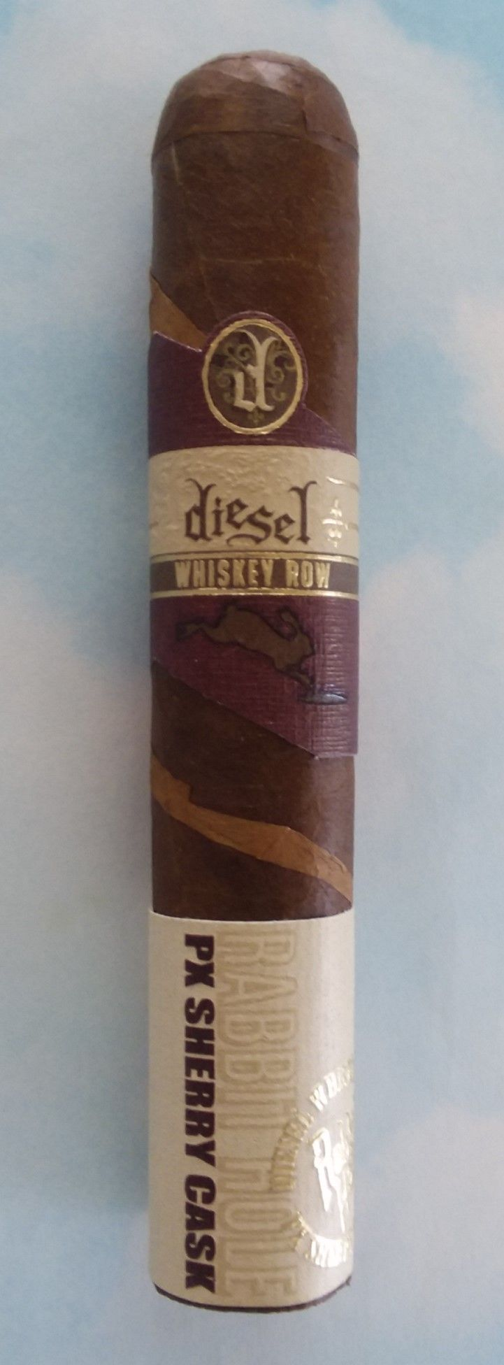 Diesel Sherry Cask Holiday 2020 Cigar