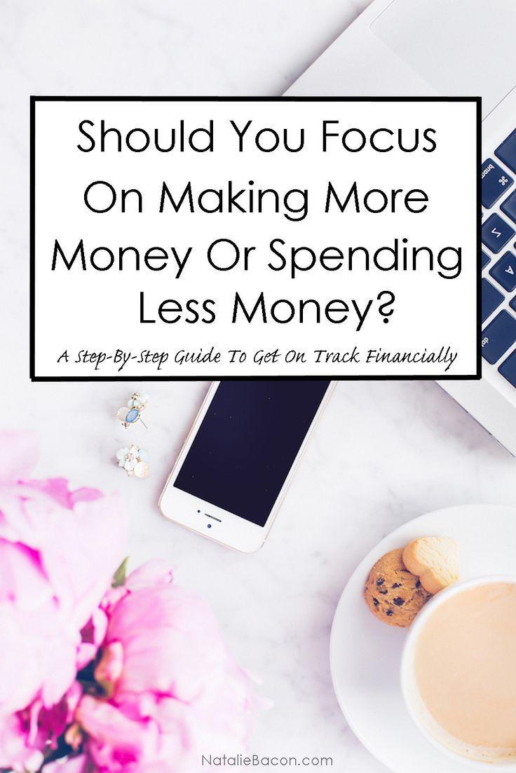 Less money, more spending 29