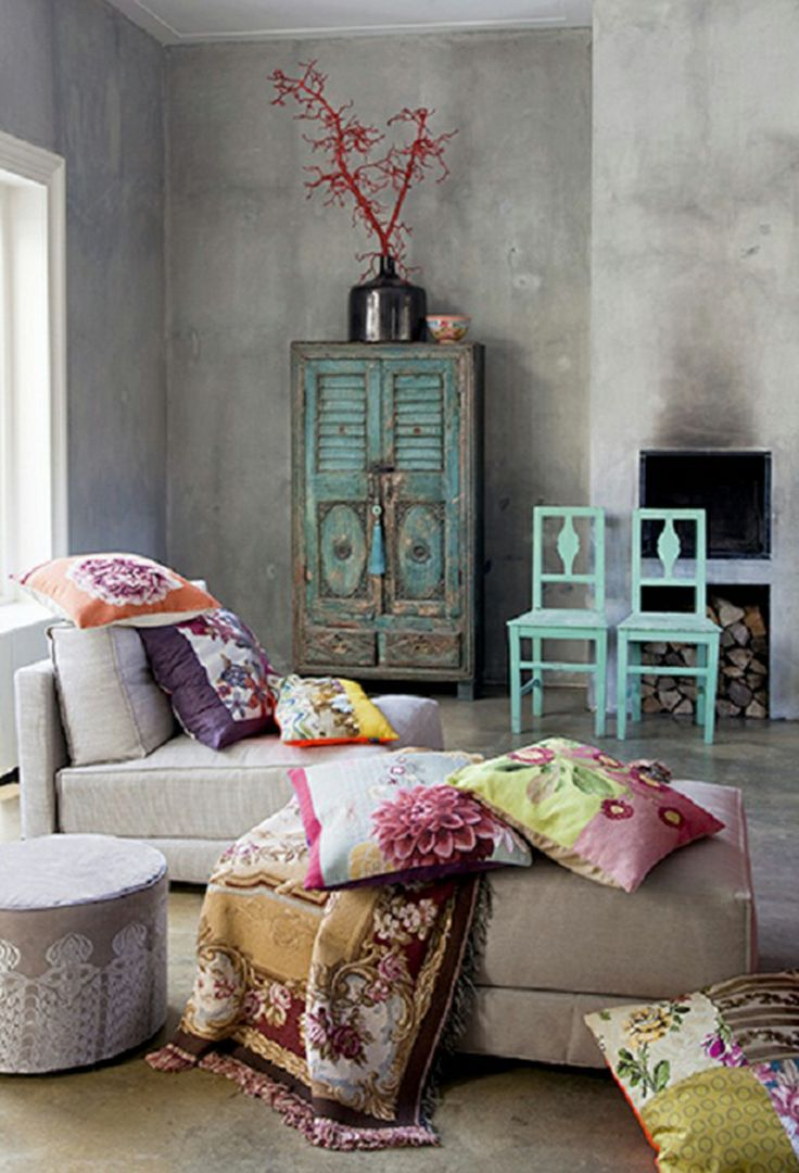 Attrayant Amazing Bohemian Chic Interiors Bohemian Interior Decorating Bohemian  Interior Design U2013 Golden Lotus