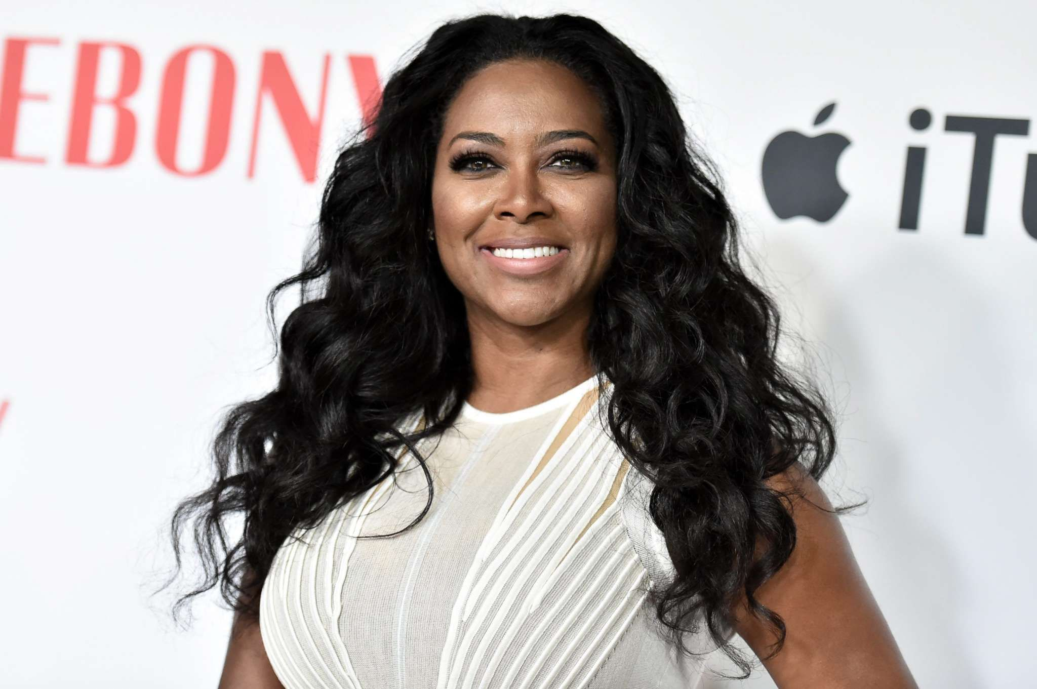 Kenya Moore's Fans Are Amazed By How 'Polished And Fly